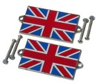 UNION JACK BODY BADGES (BB_UJx2)