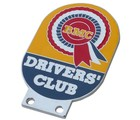 BMC DRIVERS CLUB GRILLE BADGE