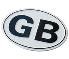 GB - EMBOSSED ALUMINUM (GB-METAL)
