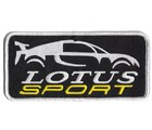 LOTUS SPORT EMBROIDERED PATCH