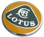 LOTUS LAPEL PIN - GREEN/YELLOW (P-LTS/GY)