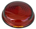 LUCAS STYLE L488 RED LENS GLASS