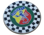 ABARTH BODY BADGE 50MM