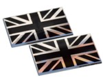BLACK JACK - UNION JACK BODY BADGE (2)