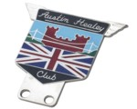 AUSTIN-HEALEY CAR CLUB GRILLE BADGE