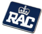 GRILLE BADGE - RAC - RECTANGULAR