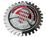 RALLYE MONTE CARLO GRILLE BADGE