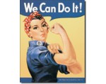 SIGN - WE CAN DO IT