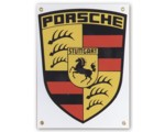 PORSCHE PORCELAIN SIGN