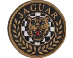 PATCH - JAGUAR CHECKERED