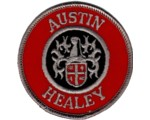 PATCH - AUSTIN-HEALEY
