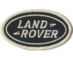 PATCH - LAND ROVER