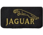 PATCH - JAG. LEAPER (BLACK)