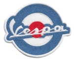 PATCH - VESPA ROUNDEL