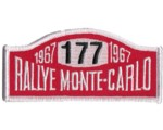 MONTE CARLO #177 - CLOTH PATCH