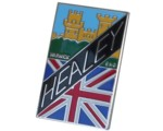 HEALEY CASTLE - LAPEL PIN