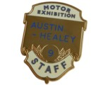 AUSTIN-HEALEY MOTOR EX. STAFF - LAPEL PIN