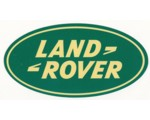 DECAL - LAND ROVER 2.75 X 1.5