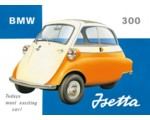 SIGN - BMW ISETTA