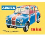 TIN SIGN - UNION JACK MINI