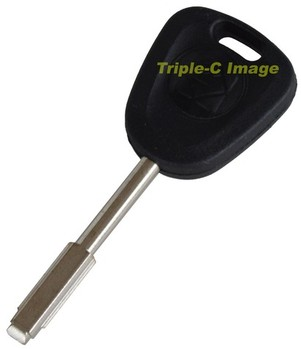 TIBBE JAGUAR KEY CUT TO CODE - NO CHIP (KEY-S32FJP)