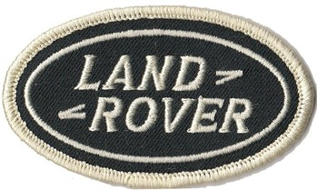 PATCH - LAND ROVER (PATCH#19)