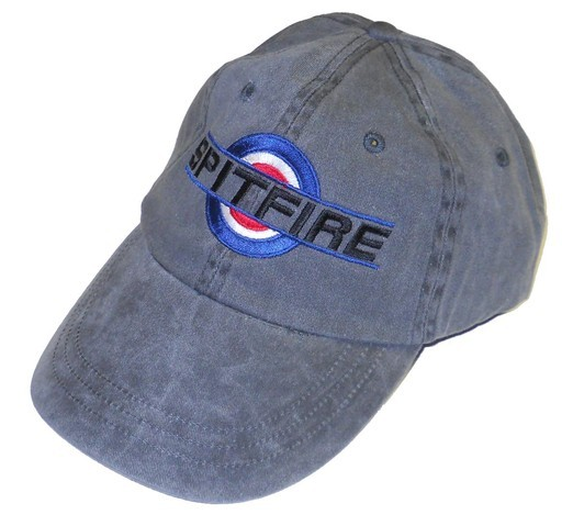 c523b0851 HAT - TRIUMPH SPITFIRE LOGO