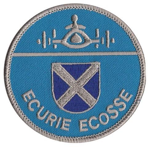 Ecurie Ecosse badge