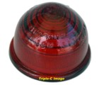 L594 RED LENS - GLASS