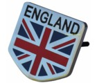 ENGLAND GRILLE BADGE