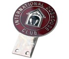 INTERNATIONAL DOG HOUSE CLUB - BADGE