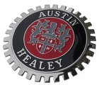 AUSTIN HEALEY GRILLE BADGE (BGE_STAH)