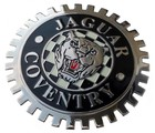 JAGUAR GROWLER GRILLE BADGE