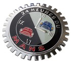 LE MANS CAR GRILLE BADGE (BGE_STLM)