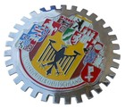 10 GERMAN CITIES GRILLE BADGE (BGE_STTE)