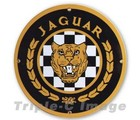 JAGUAR PORCELAIN SIGN