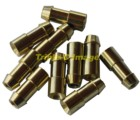 LUCAS STYLE BULLET CONNECTORS 2mm SQ (10)