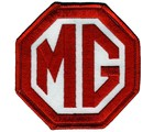 PATCH - MG RED/WHITE 3