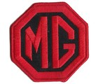 PATCH - MG BLACK/RED 3