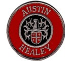 PATCH - AUSTIN-HEALEY (PATCH#09)