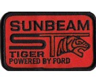 PATCH - SUNBEAM TIGER
