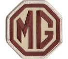 PATCH - MG BROWN/BEIGE 3