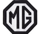 "PATCH - MG BLACK/WHITE 6"" WIDE (PATCH#80)"