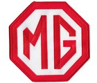 "PATCH - MG RED/WHITE 6"" WIDE (PATCH#81)"