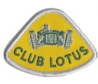 CLUB LOTUS EMBROIDERED PATCH