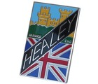 HEALEY CASTLE - LAPEL PIN (P-AH/LOGO3)