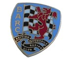 BRITISH AUTOMOBILE RACING CLUB LAPEL PIN (P-BARC)