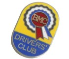 BMC DRIVERS CLUB LAPEL PIN