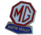 LAPEL PIN - MG & AUSTIN-HEALEY (P-MG/AH)