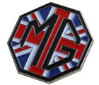 MG - UNION JACK PIN